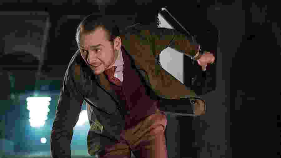 """Simon Pegg em """"Missão Impossível: Efeito Fallout"""" - Divulgação"""