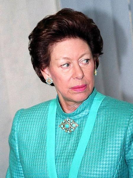Princesa Margaret, aos 70 anos - Wikimedia Commons
