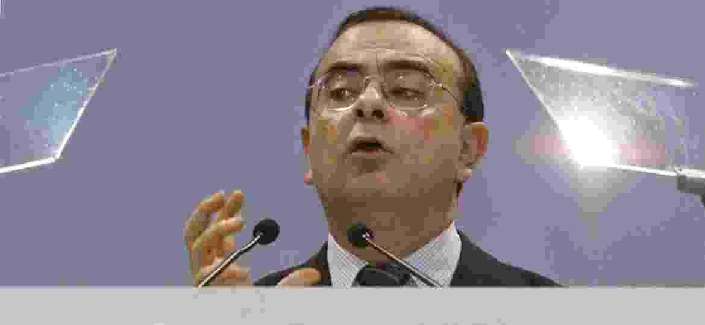 Ghosn era ídolo no Japão, onde ficou famoso por salvar a Nissan da falência - Haruyoshi Yamaguchi/Reuters