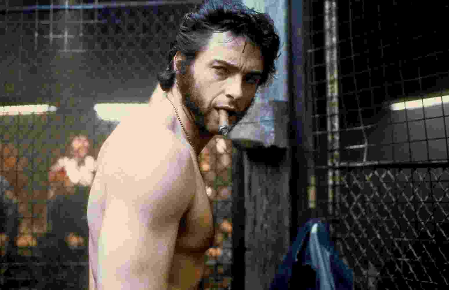 """Hugh Jackman em """"X-Men: O Filme"""" (2000) - Divulgação"""