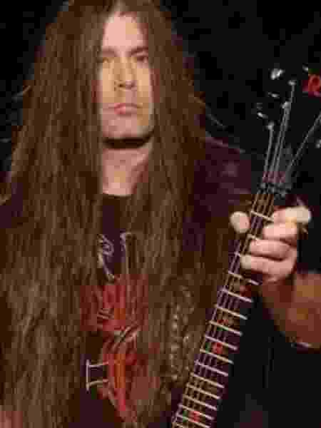 """Pat O""""Brien, líder do Cannibal Corpse - Reprodução"""