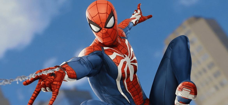 """Cena do game """"Homem-Aranha"""", exclusivo para o PlayStation 4 - Reprodução"""