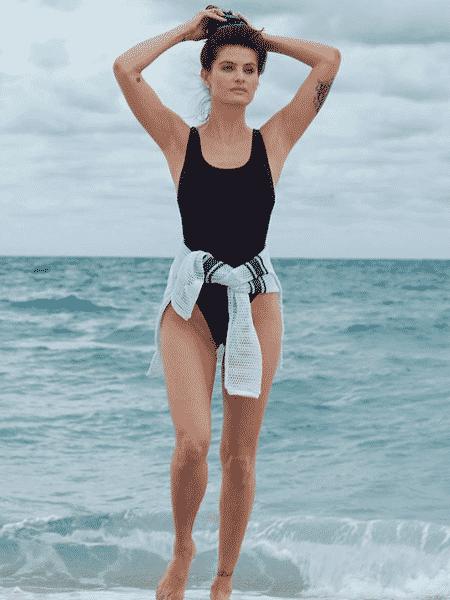 Isabeli Fontana - Reprodução/Instagram