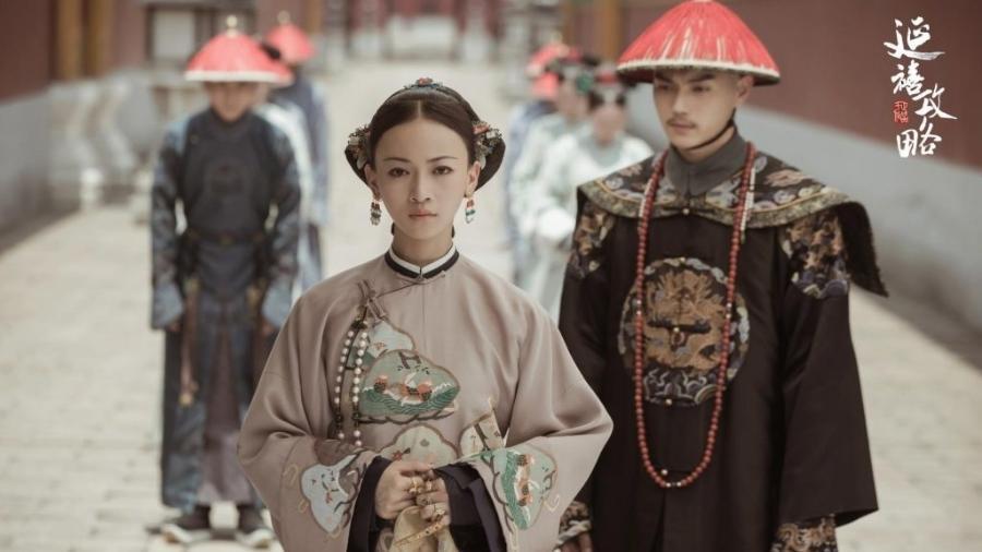 """Cena da série chinesa """"Story of Yanxi Palace"""", a mais buscada no Google em 2018 - iQiyi"""