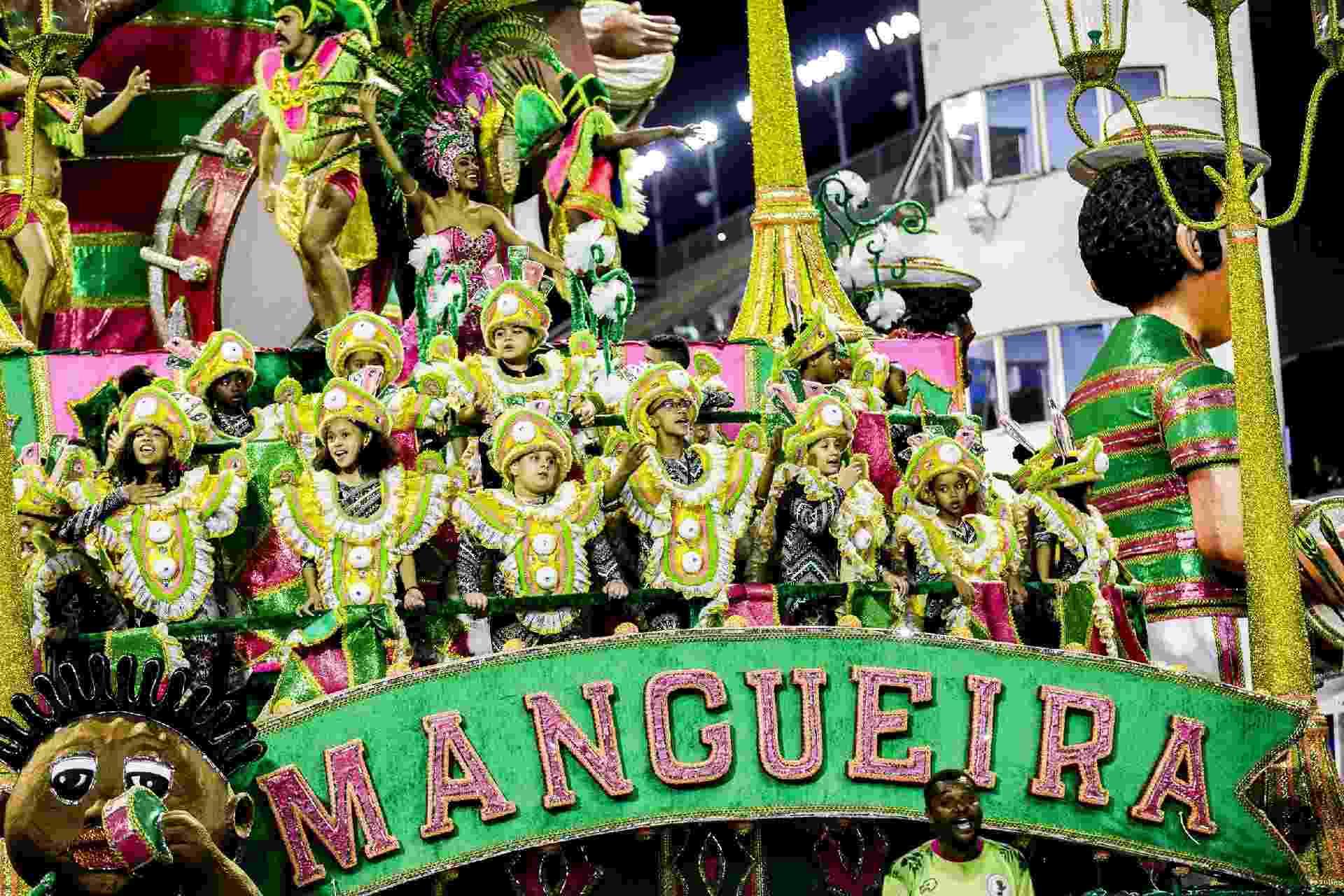 Veja fotos da Barroca Zona Sul no Desfile das Campeãs - Mariana Pekin/UOL