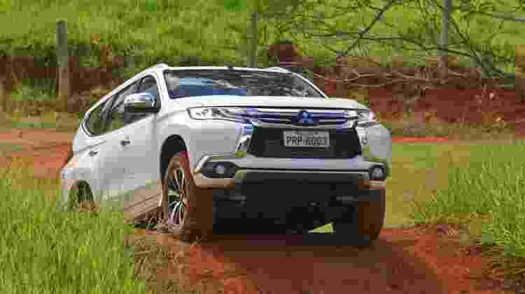 Mitsubishi Pajero Sport - Murilo Góes/UOL - Murilo Góes/UOL
