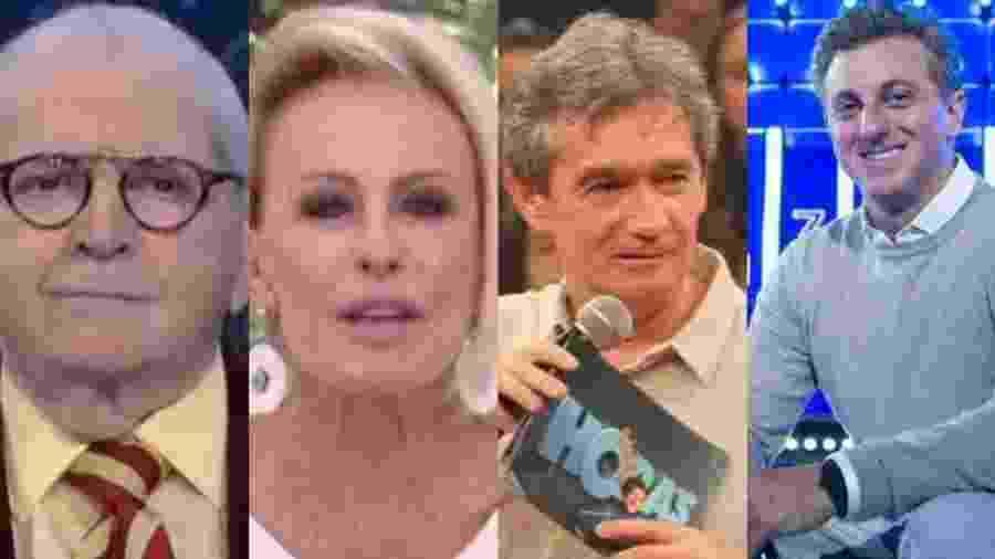 Divulgação/Reprodução/TV Globo Montagem/UOL