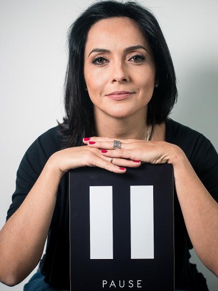 Izabella Camargo apresentará programa na RB  - Lucas Seixas/UOL