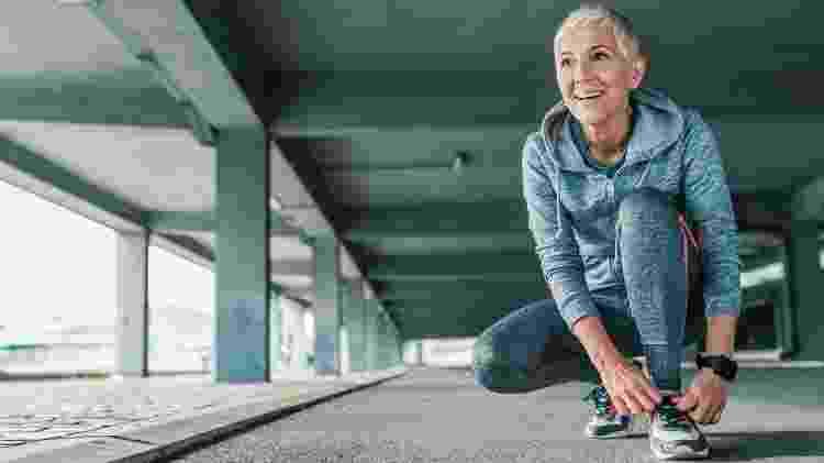 Hábitos de vida saudável longevidade - iStock - iStock