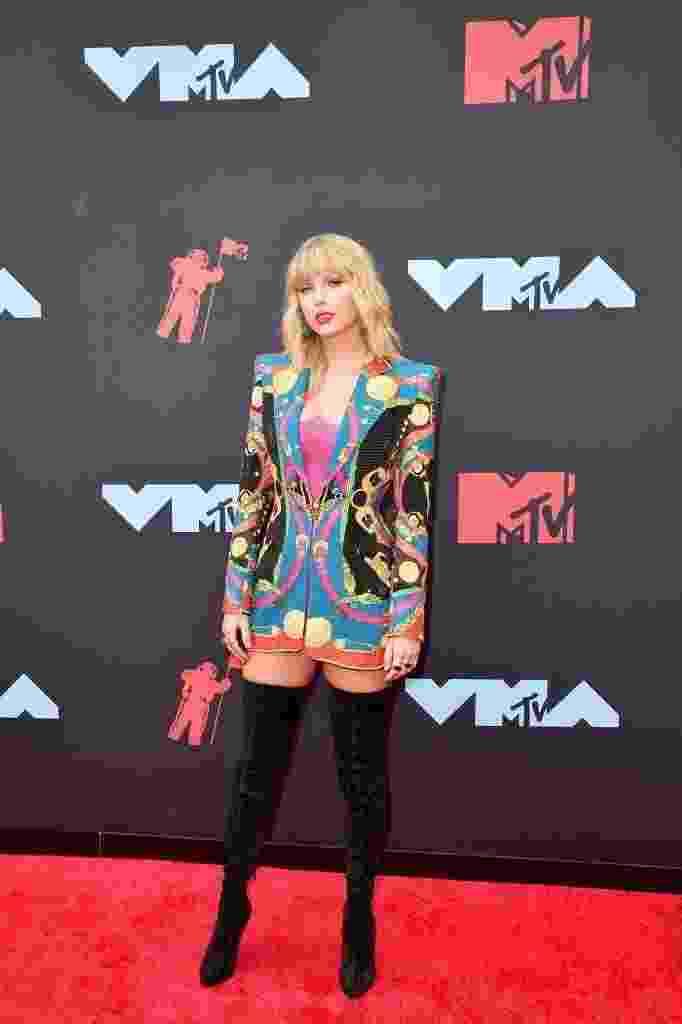 VMA 2019: famosos marcam presença no tapete vermelho da premiação de música - Bryan Bedder/WireImage