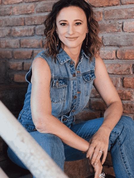 A atriz Paula Braun - Reprodução/Instagram