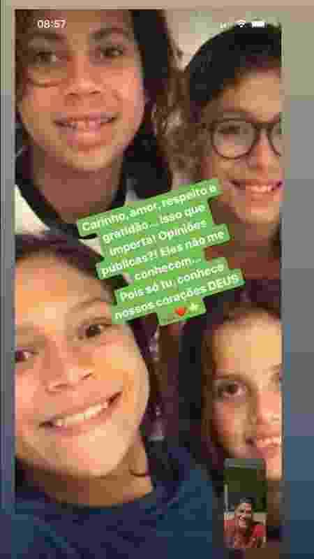 Hulk Paraíba desabafa sobre críticas ao novo namoro - Reprodução/Instagram