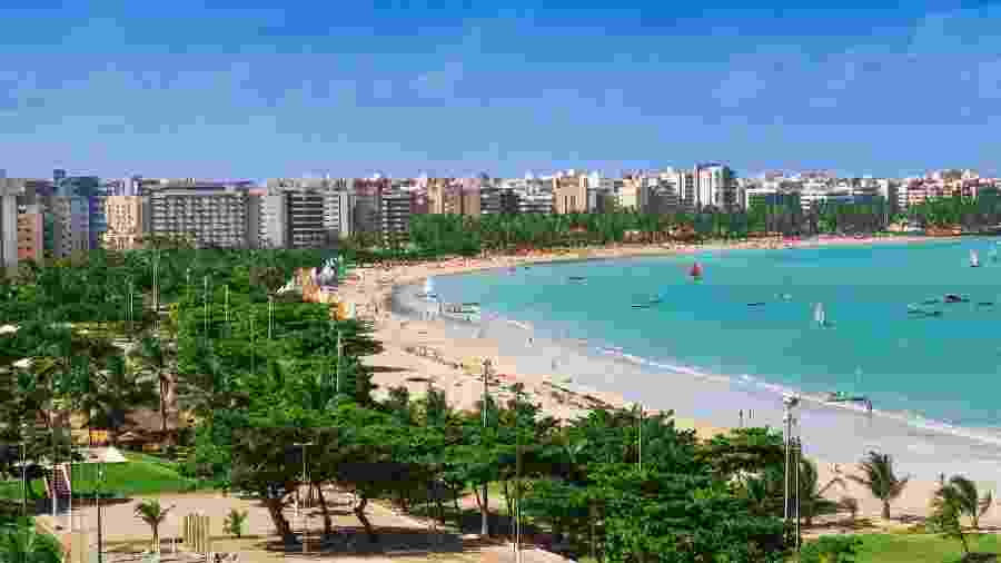 Maceió (AL) é um dos destinos mais visados para a volta dos brasileiros à estrada - Getty Images