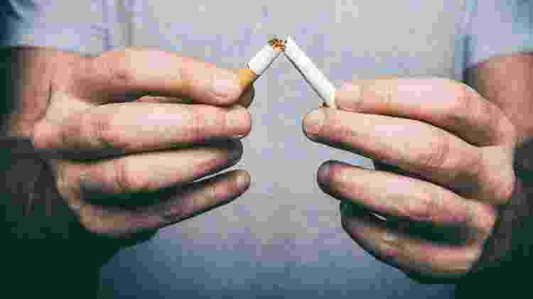 Parar de fumar - iStock - iStock