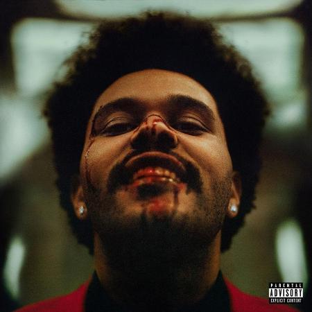 """The Weeknd na capa do novo álbum, """"After Hours"""" - Reprodução/Instagram"""