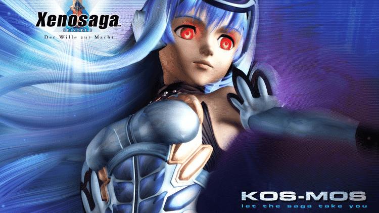 Xenosaga Kos-Mos - Reprodução - Reprodução