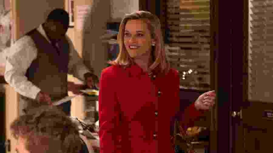 Reese Whiterspoon podia ser indicada por três séries, mas não foi desta vez... - Erin Simkin/Hulu