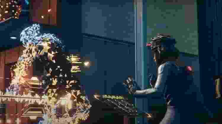 Hyper Scape Invisível - Divulgação/Ubisoft - Divulgação/Ubisoft