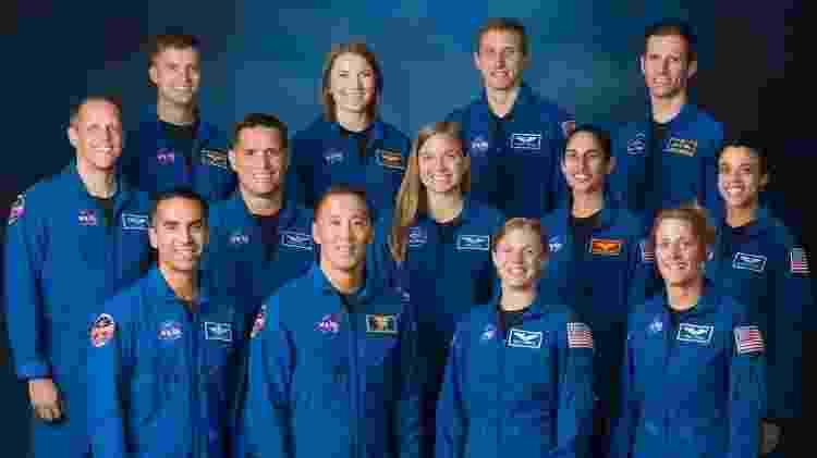 Turma mais recente de astronautas graduados inclui seis mulheres - cinco da Nasa e uma da Agência Espacial Canadense - Nasa - Nasa