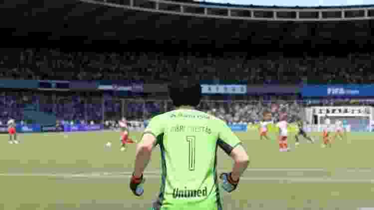 FIFA 21 Internacional - Reprodução/START - Reprodução/START