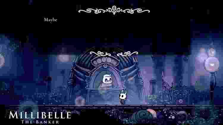 Hollow Knight Millibelle - Reprodução/YouTube/Relyea - Reprodução/YouTube/Relyea