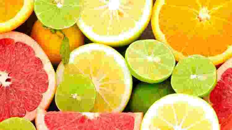 Frutas cítricas refrescam e melhoram o humor - iStock - iStock
