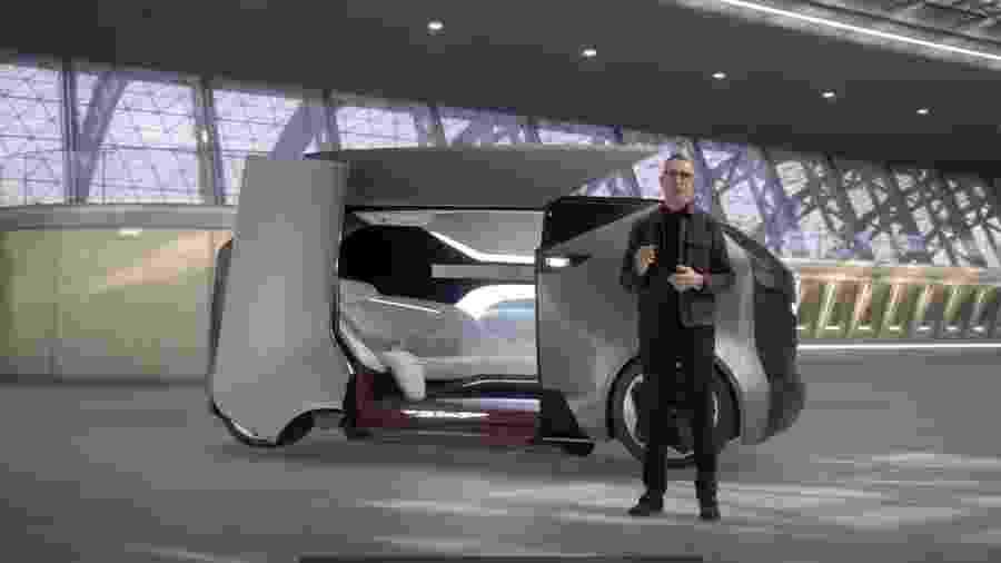 Veículo autônomo da Cadillac - Divulgação