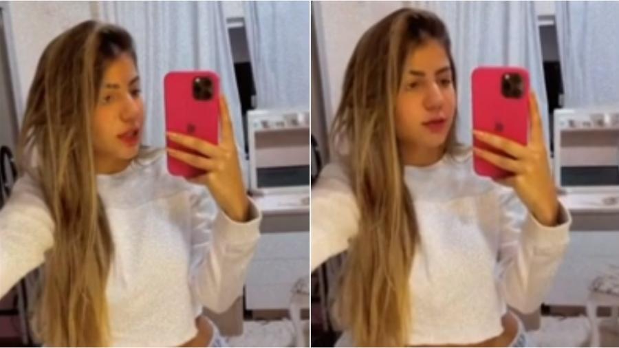 Hariany Almeida avisa que está bem e se recuperando após cirurgia de emergência - Reprodução/Instagram
