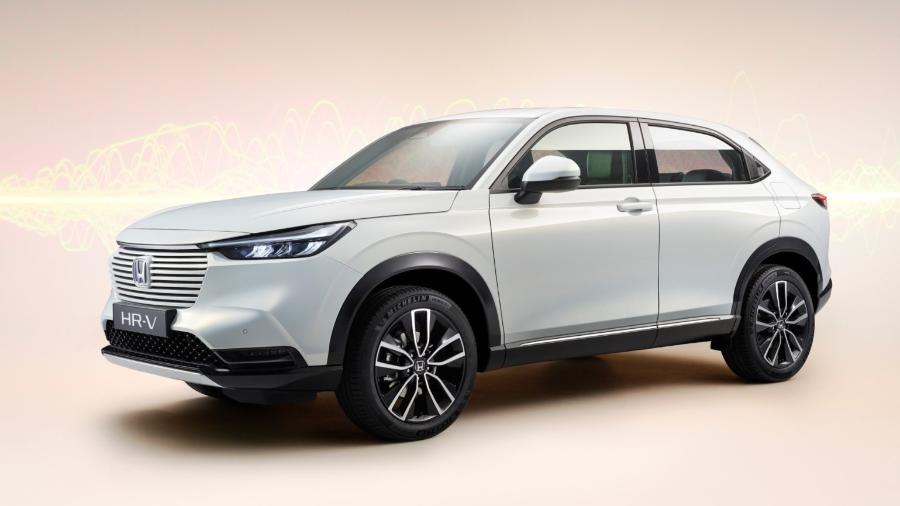 Honda HR-V e: HEV - Divulgação