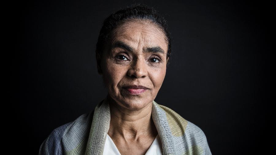 Marina Silva, ex-ministra do Meio Ambiente - Lucas Lima/UOL