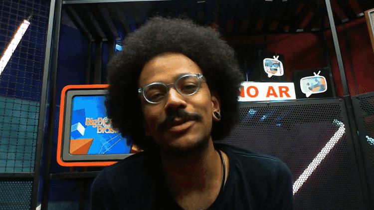 BBB 21: João Luiz pede apoio do público em paredão no raio-x - Reprodução/Globoplay - Reprodução/Globoplay