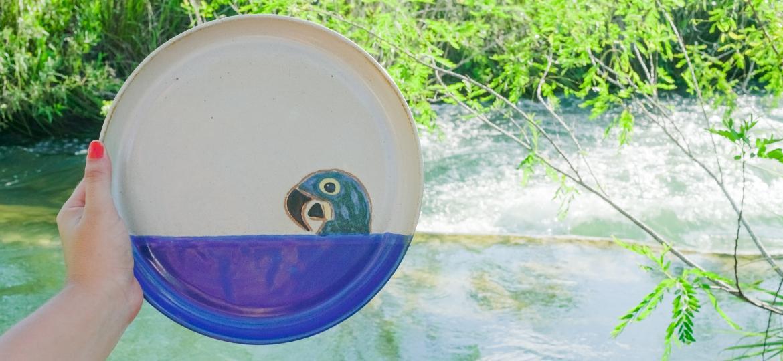 Feito à Mão - Joana | Cerâmica Udu - Arquivo Pessoal