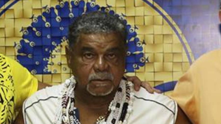 Carnavalesco Laíla havia sido internado com covid no Rio de Janeiro - Reprodução/Facebook