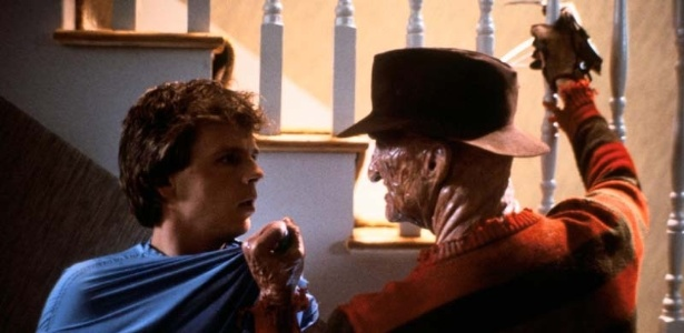 """Cena de """"A Hora do Pesadelo 2"""" (1985) - Reprodução"""