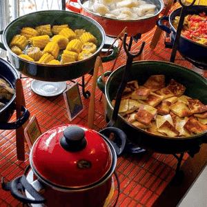 Café do Alto, uma das casas mais típicas de comida nordestina no Rio - Divulgação