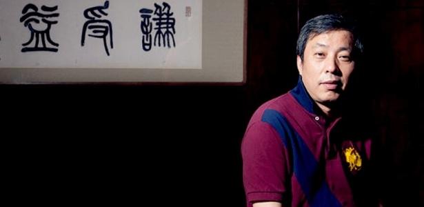 """Liu Yiqian, que arrematou o quadro """"Nu Couché"""" por cerca de R$ 647,2 milhões - Reprodução/SCMP Pictures"""