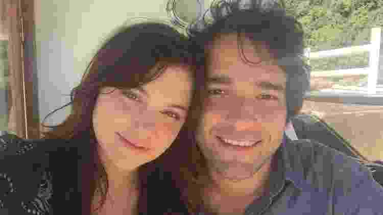 Alice Wegmann e Humberto Carrão gravaram finais diferentes para Marina e Tiago - Divulgação - Divulgação