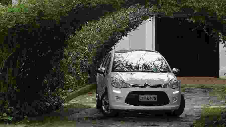 C3, assim como Aircross, estreia motor 1.6 aspirado com transmissão automática de seis marchas - Murilo Góes/UOL