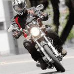 Suzuki Intruder - Doni Castilho/Infomoto