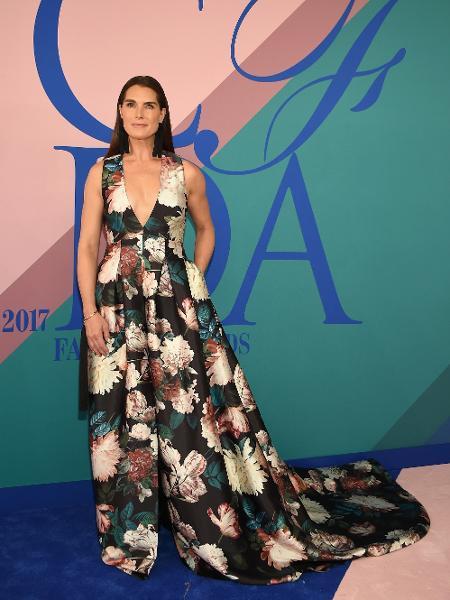 Brooke Shields: foto da atriz já gerou polêmica   - Getty Images