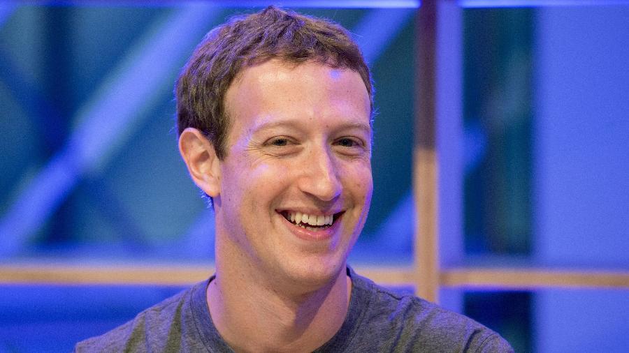 Mark Zuckerberg, criador do Facebook - Getty Images/AFP