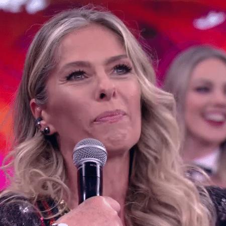 Adriane Galisteu   - Reprodução/TV Globo