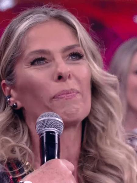 """Adriane Galisteu no """"Dança dos Famosos"""" - Reprodução/TV Globo"""