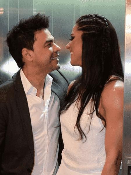 Zezé Di Camargo e Graciele Lacerda - Reprodução/Instagram/gracielelacerdaoficial