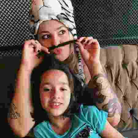Talitah e Yasmin Sampaio - Arquivo pessoal - Arquivo pessoal