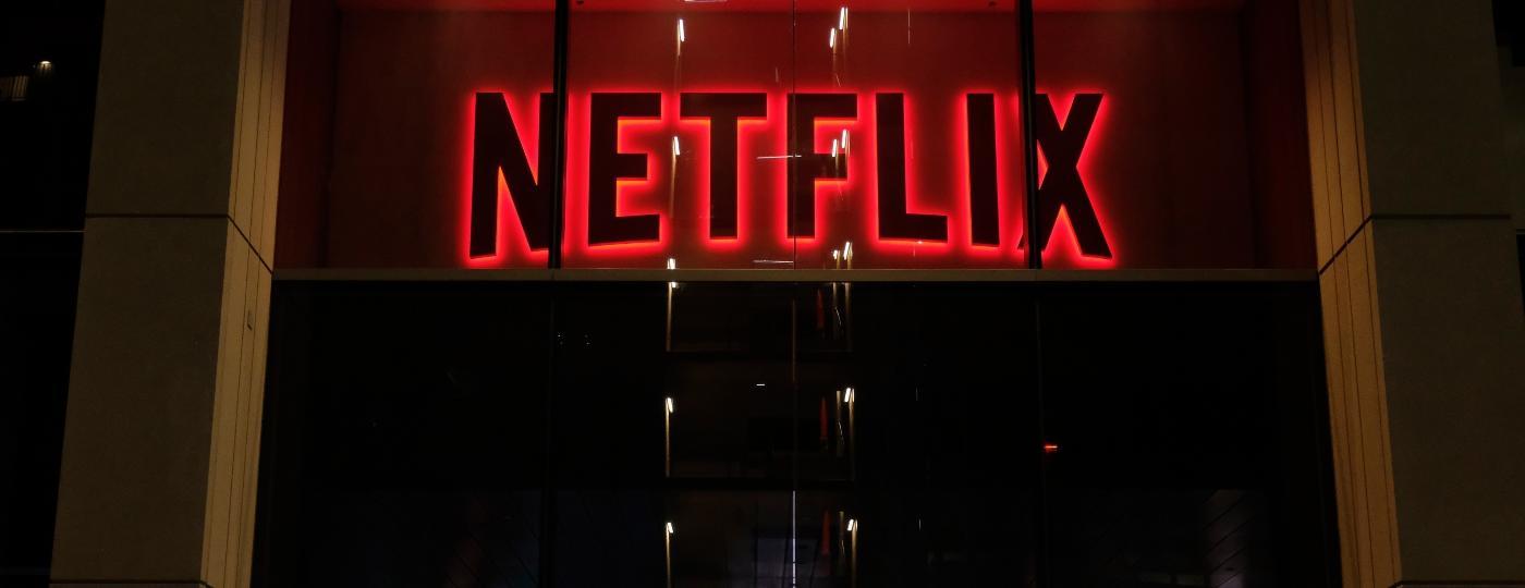 Fachada do escritório da Netflix em Los Angeles - Divulgação/Netflix