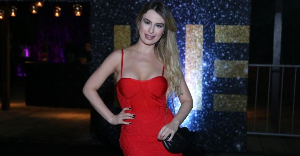 Ex-BBB Fernanda Keulla