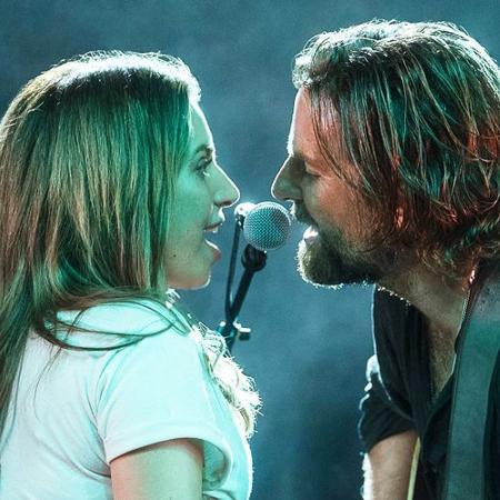 """Lady Gaga e Bradley Cooper em """"Nasce Uma Estrela"""" - Divulgação"""