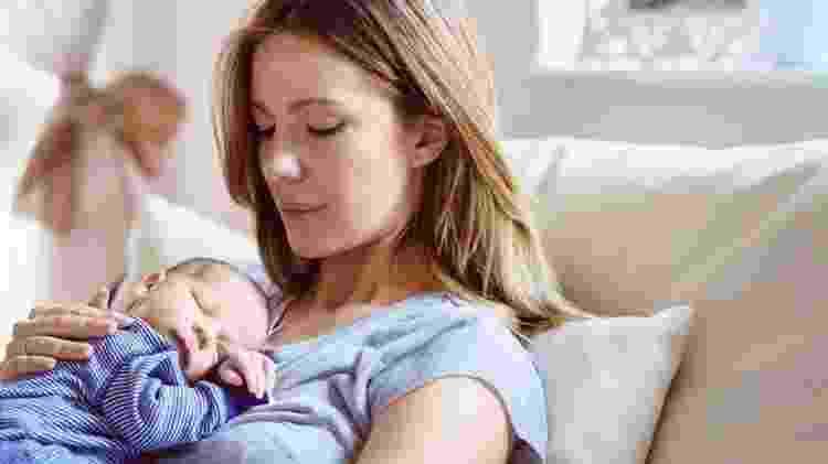 Muitas mulheres sentem que a maternidade afeta o desejo sexual - iStock