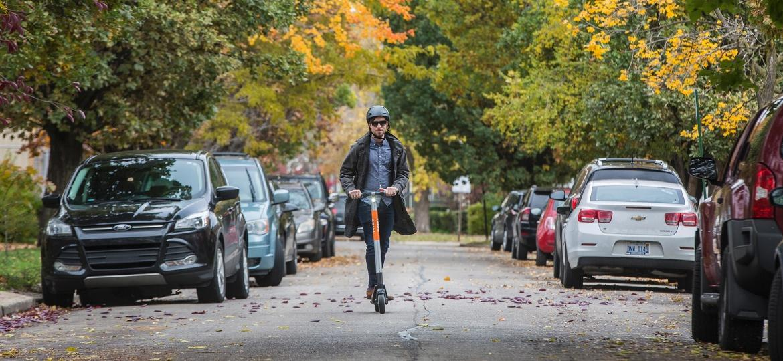 Ford comprou serviço de patinetes elétricos da California para apostar em mobilidade com qualquer tipo de veículo - Divulgação